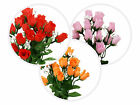 360 Mini Silk ROSES Buds Flowers Bushes for Wedding Bouquets Centerpieces SALE