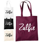 Zalfie Shopper Tote Bag - Alfie Deyes Fan Blog Zoella Vlogger Fashion Bags