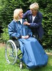 Sheerlines Winchester Adult Waterproof Rain Cover Coat for Wheelchair Users