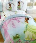 Disney Princess Tiana and the Frog Comforter w/Tote Girl's Bedding Twin or Full