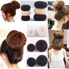 FASHION HAIR DOUGHNUT BUN RING SHAPER DONUT STYLE UPDO HOT NEW