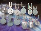 Star Trek Micro Machines Scale: USS Enterprise NCC-1701 NX-01,TOS,A,B,C,D,E on eBay