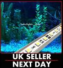 BLUE LED ALUMINIUM RIGID BAR 50CM 100CM LIGHTING AQUARIUM SET FISH TANK POND