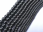 Wholesale 100pcs Natural Magnetic Hematite Spacer Charms Beads Findings 4-12mm