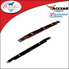 NEW PROFESSIONAL'S CHOICE SMx NON SLIP GRIP ENGLISH GIRTH HORSE TACK BLACK BROWN