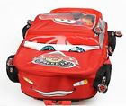 NWT Kids Boys Girls Cars Lightning McQueen Schoolbag/ Backpack/ Travelling Bag