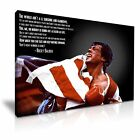 Rocky Balboa Canvas Movie Boxing Modern Wall Art Home Deco 9 sizes