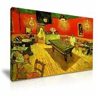 The Night Cafe 1888 Vincent van Gogh Modern Wall Art Home Deco 9 sizes