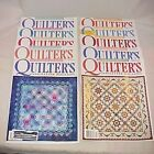 Quilter's Newsletter Magazine, 10 Back Issues -1999, 309 through 318