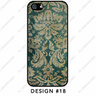 Vintage Floral Flower Shabby Chic Phone Case Cover for iPhone Phone Mobile Range