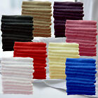 Pack of 12 Face Cloth Luxury Royal Egyptian 100% Cotton Face Flannel 30x30cm