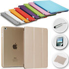BESDATA Ultra-Slim Leather Smart Case Cover for Apple iPad Mini 1/2/3 w/ Retina