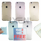 New ULTRA THIN Clear Soft SILICONE Gel TPU CASE COVER For iPhone 6 6 Plus 6s