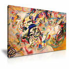 Composition VII Wassily Kandinsky Abstract Canvas Modern Wall Art 9 size
