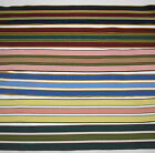 "4 yds - 3"" Wide OFFRAY Grosgrain Polyester Ribbon - Choice of 6 Striped Pattern"