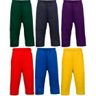 Baby Toddler Maddins Coloursure Colour Pre School Jogging Jog Sweat Pant Bottoms