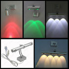 1W/2W/3W/4W LED Mirror Light Wall Sconces Picture Spot Canteen Lamp Button+Plug