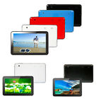 "10.1"" Quad Core Google Android 4.4 Tablet PC MID 10"" 8GB 1GB Cameras Multi-Color"