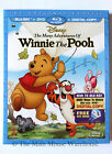 Disney Classic The Many Adventures of Winnie The Pooh Blu-ray DVD & Digital Copy
