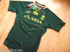 XXL 3XL SOUTH AFRICA SPRINGBOKS TEST RUGBY SHIRT JERSEY CANTERBURY TIGHTFIT