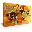 FOOD & DRINK Spice Pepper Canvas Framed Printed Wall Art 25 ~ More Size