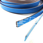 MAGNETIC TAPE & STEEL TAPE SECONDARY GLAZING KIT FOR WHITE WINDOW FRAMES