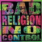 No Control [Remaster] by Bad Religion (CD, Oct-2004, Epitaph (USA))