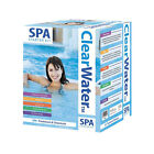 CLEARWATER CHEMICAL CHLORINE TABLETS GRANULES POOL SPA HOT TUB ALGAECIDE LIQUIDS