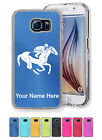 Personalized Case For Galaxy S5 S6 S7 Edge+ HORSE RACING, JOCKEY, DERBY