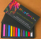 36 Colors Non-toxic Temporary Hair Chalk Dye Soft Pastels Salon Kit Show New po
