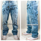 PEVIANI 888 JEANS, HIP HOP URBAN TIME IS MONEY G BAR, COMFORT STAR ROCK DENIM