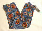 NFL Team Apparel Chicago Bears Youth XL 18-20 4 5 6 Polyester Flannel Sleep Pant