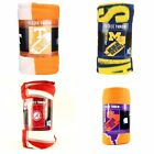 "NCAA Teams Soft Fleece Throw Blanket 50"" X 60"" - Pick Your Team"