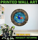 Finding Nemo And Dory 01 Ships Porthole Wall Art Vinyl Decor Print Decal Sticker