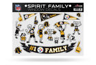 Spirit Family Window Decals Car Truck Vinyl NEW kids pets - Pick your team! $9.95 USD on eBay