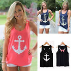 2015 Hot Womens Summer Vest Top Sleeveless Blouse Casual Tank Tops T-Shirt S-XL