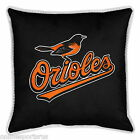 Baltimore Orioles Toss Throw Pillow Set of 2 Sidelines