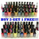 Rimmel  Nail Polish 60 Seconds BUY 3 GET 1 FREE!!! Select From dropdown Second