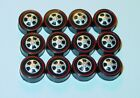 Hot Wheels Redline Red Line US WHEEL TIRE Lot of 12 MEDIUM Bearing Style -NEW!
