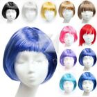 Fashionable Women Lady Girl BOB Style Short Party Wigs Hair Hairpiece Wholesale
