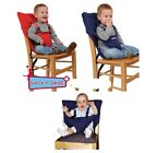 New Sack'N Seat Baby Child Portable High Chair Seat Cover belt +shoulder straps