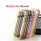 For iPhone 6S /6S Plus Bumper Case Frame Protective Cover TPU Rubber Ultra Thin