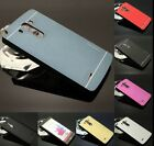 Luxury Hard Shell Metal Ultra Thin Slim Case Cover For LG G2 G3