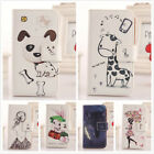 1x PU Leather Housse Cuir Etui Coque Protection Case Cover Pour Sfr Smartphone