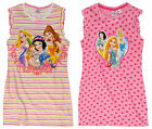 Girls Disney Princess Nightwear Kids Night Dress New Nightie Age 3 4 5 6 Years