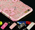 PC Flower Hard Back Case Cover Pattern For iPhone 5 5S/6 /6 Plus