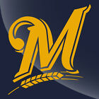 Milwaukee Brewers Single Color Decal Sticker - TONS OF OPTIONS on Ebay