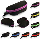 Portable Carabiner Eye Glasses Cases Sunglasses Hard Case Protector Box Holder