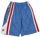 Zipway NBA Youth Oklahoma City Thunder Team Athletic Basketball Shorts, Blue