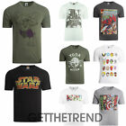 Genuine Mens Marvel Avengers Star Wars Super Heroes T Shirts S M L XL Adults